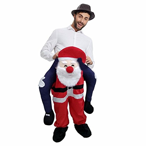 HAcostumes Novelty Piggy Back Funny Piggyback Costume Unisex - With Stuff Your Own Legs - Expensive Costumes