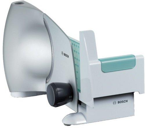 Bosch MAS6200N Affettatrice, Colore Metallizzato, 110W affettatrice; bosch;