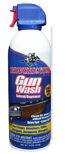 Winchester Gun Wash Can (Net Weight 16-Ounce)