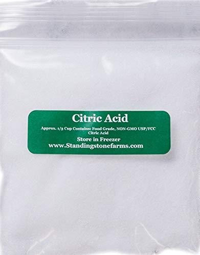 Organic Cheese Making Citric Acid