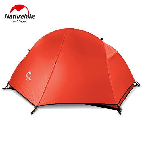 Naturehike テント 1人用テント超軽量 防水PU3000以上 アウトドア キャンピングテント
