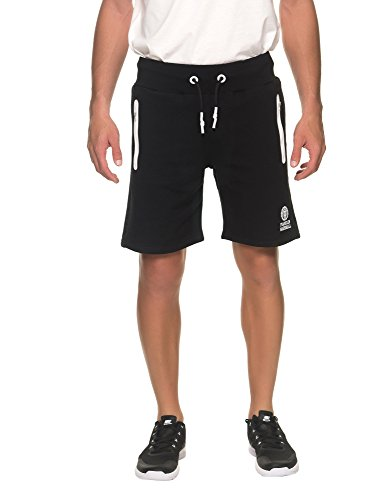 Franklin & Marshall Men's Men's Sport Shorts In Black in Size S Black by Franklin & Marshall