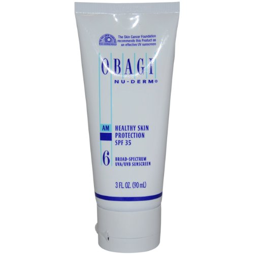 Obagi Nu-Derm Am Healthy Skin Protection SPF 35 for Women, No. 6, 3 Ounce by Obagi Medical
