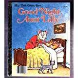 img - for Good Night, Aunt Lilly (Little Golden Book) book / textbook / text book