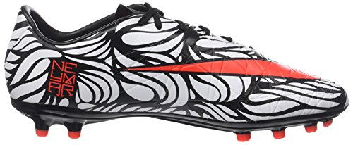 Football Fg Nike Phelon Ii Black Hypervenom Boots Bright White NJR Men's white Black Crimson rxqqXYwHR