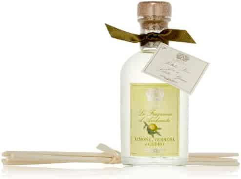 Antica Farmacista Home Ambiance Diffuser, Lemon, Verbena and Cedar, 100 ml.