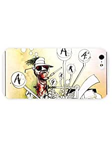 iPhone 5&5S cover case Ralph Steadman 1353792885 0454545 Www Nevsepic Com Ua Jpg by heat sublimation