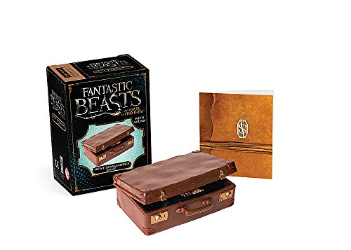Fantastic Beasts Newt Scamander s Suitcase With S