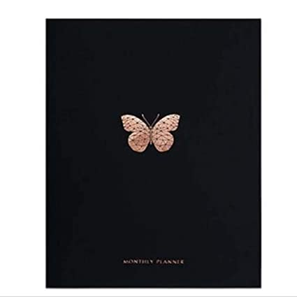 Amazon.com : Metallic Gilding Deer Butterfly Schedule ...