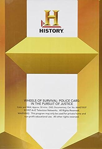 Wheels.survival:police Cars (Police Car Dvd)