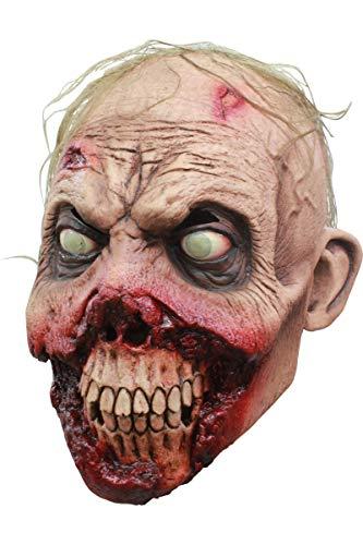 Rotten Gums Zombie Mask ()