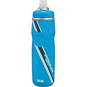 CamelBak Podium Big Chill Insulated Water Bottle, 25 oz, Breakaway Blue