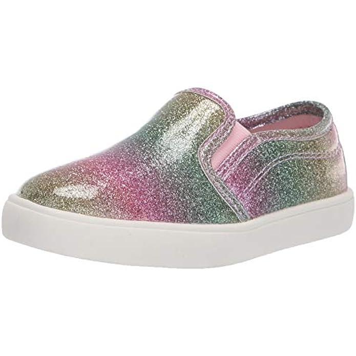 Carter's Unisex-Child Tween Casual Slip-on Shoes Sneaker