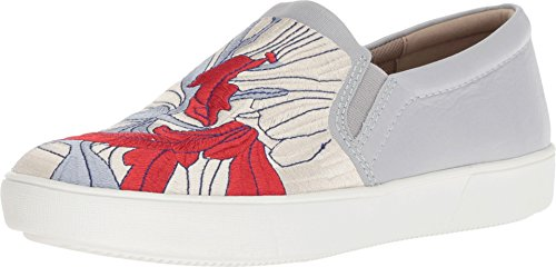 Lapis Center - Naturalizer Women's Marianne Lapis Multi Embroidered Fabric/Leather 8.5 M US M (B)