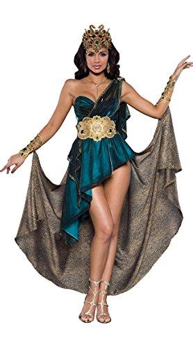 Teal Womens Costume - 9