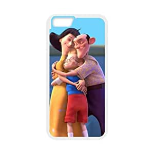 Meet the Robinsons iPhone 6 4.7 Inch Cell Phone Case White Nyevm