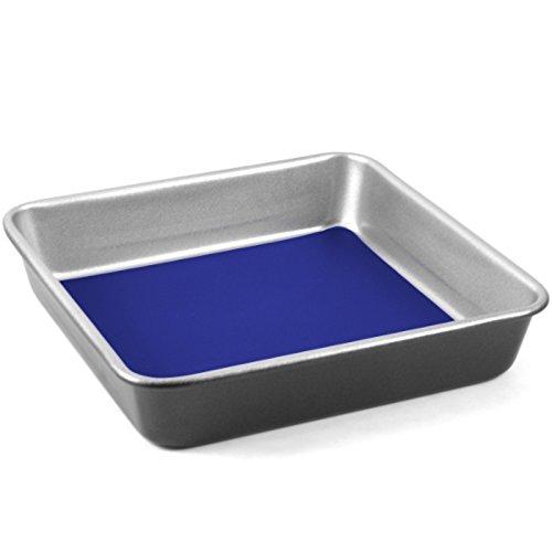 Progressive International Silicone 8 Inch x 8 Inch Baking Liner ()