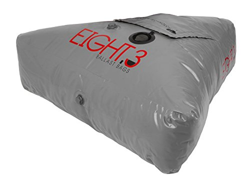 Ballast Board - Ronix Eight.3 Telescope Triangle-Shape Ballast Bag, 600 Lbs.