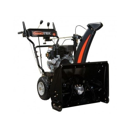Snow Blower Removal For Winter Cleaning of Walkways, Patio, Driveway, Yard, Parking Lot, Home, Office, Retail-24 in. 2-Stage Electric Start, Gas 208cc Throws 40'
