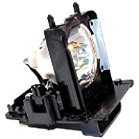 Electrified 915B455011-ELE3 Replacement Lamp with Housing for WD-73C11 Mitsubishi Televisions
