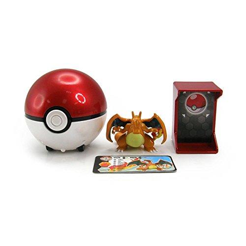 Pokemon Charizard Catch Return Pokeball