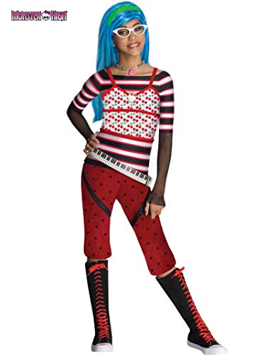 Girl's Monster High Ghoulia Yelps Costume -