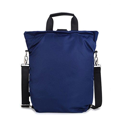 Nylon impermeable paquete de tres/Mochila/Bolsas colgados/bolso de bandolera/bolso de hombro inclinado-A A