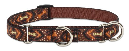 Lupine 3/4-Inch Down Under 14-20-Inch Martingale Combo Collar for Medium to Large Dogs, My Pet Supplies