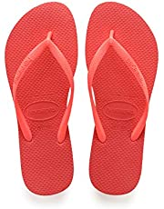 حذاء صيفي بلا كعب مفتوح للنساء سليم من هافاياناز