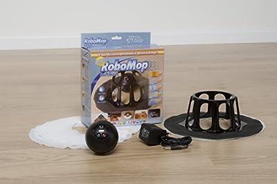 RoboMop SoftBase Robotic Floor Sweeper