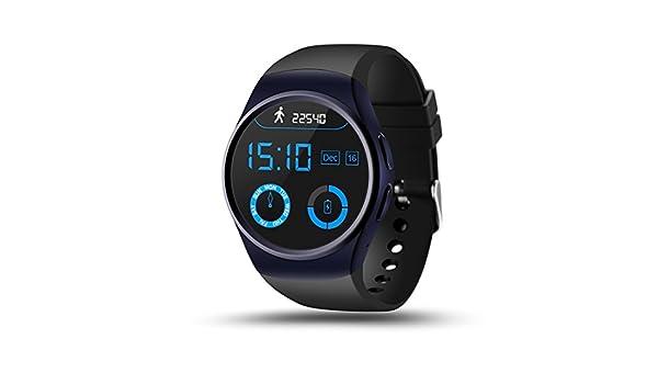 PINCHU LF18 Bluetooth smartwatch MTK2502C Soporte SIM TF ...