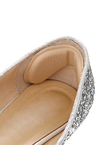 Besseren Schuh Ferse 3 Fersenpolster Schuheinlagen 3Beige für Passend und Schwarz und und Fersenhalter Schwarz 3beige Pads 3 Komfort WAnxXRWU