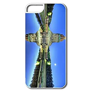 IPhone 5/5S Covers, Mausoleum Leipzig Germany White Case For IPhone 5 by icecream design