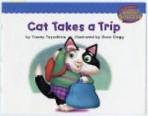 Houghton Mifflin Early Success: Cat Takes A Trip pdf epub