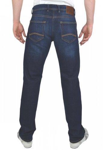 MAC Jeans Ben - dark blue used, Größe:W33 L30