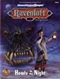img - for Howls in the Night (AD&D 2nd Ed Fantasy Roleplaying, Ravenloft Adventure) book / textbook / text book
