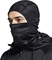 TSLA Thermal Winter Balaclava Face Mask, UV Protection Fleece Lined Ski Mask, Lightweight Windproof Neck Gaiter