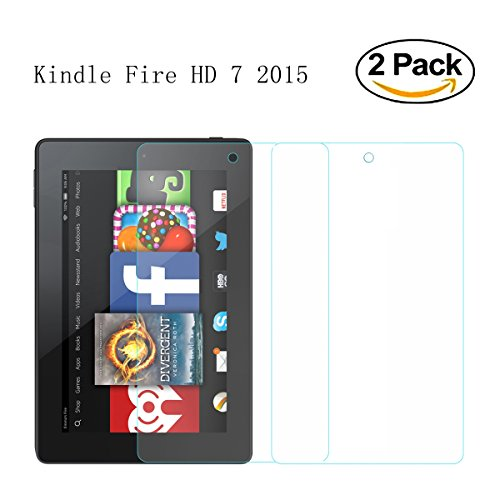 Tempered Glass Screen Protector For Amazon Kindle Fire HD7 - 1