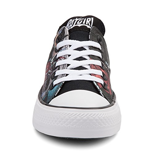 Black Top 9494 Adults' Trainers Batgirl Hi CTAS Unisex White Converse xB01zwXUqZ