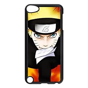 Personalized Custom Hot Arrival Anime Naruto Ideas Printed for IPod Touch 5/5G/5th Phone Case Cover--WSM-051201-061