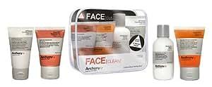 Anthony Logistics for Men Clean Face 4-Piece Kit