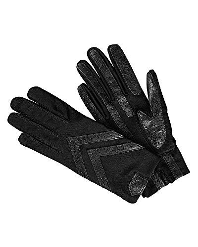 Isotoner Driving Gloves, Black