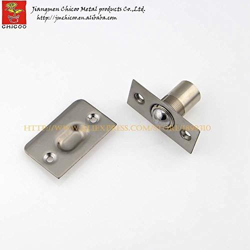 wholesale 10PCS Stainless steel 304 cylindrical adjustable door catches,cabinet door catch,kitchen door catches,door stopper by Kasuki (Image #4)