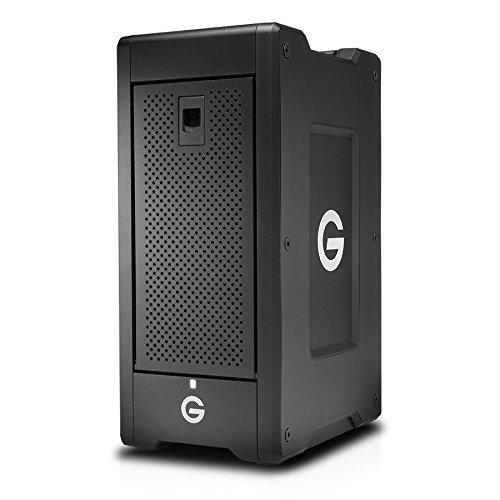 G-Technology G-SPEED Shuttle XL 24TB (8 x 3TB) 8-Bay Thunderbolt 2 Storage Solution, RAID 0,1, 5, 6, 10 & 50