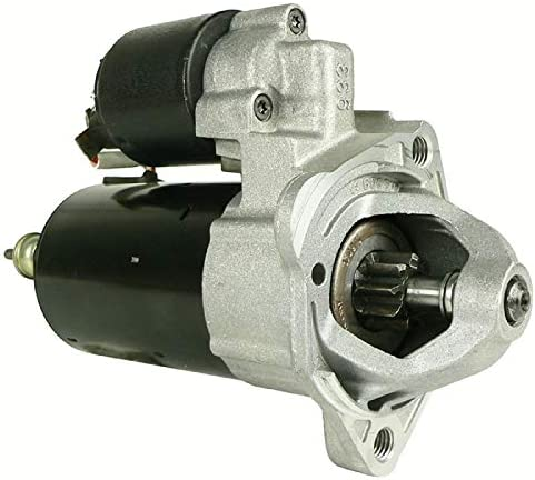 DB Electrical SBO0086 Starter Compatible With//Replacement For 1.8L Volkswagen Passat 1998-2004 Audi A4 Quattro 1998-2005 053-911-023 053-911-023A 06B-911-023 06B-911-023X 17751