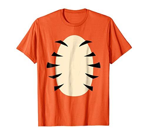 Tiger Halloween Costume Funny Gift T Shirt]()