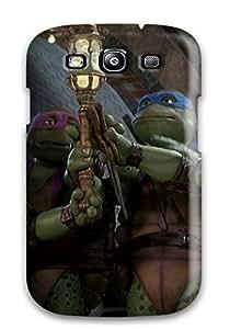 Hot BktcnLk1469ErRGh Case Cover Protector For Galaxy S3- Teenage Mutant Ninja Turtles
