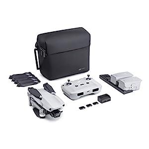 DJI Mavic Air 2 Fly More Combo – Drone Quadcopter UAV with 48MP Camera 4K Video 8K Hyperlapse 1/2″ CMOS Sensor 3-Axis Gimbal 34min Flight Time ActiveTrack 3.0 Ocusync 2.0, Gray
