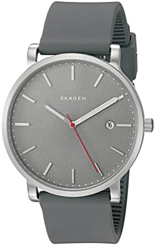 Skagen-Mens-SKW6344-Hagen-Grey-Silicone-Watch