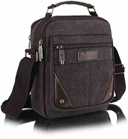 cdb925e90abf Shopping Last 30 days - Blacks - Canvas - Messenger Bags - Luggage ...